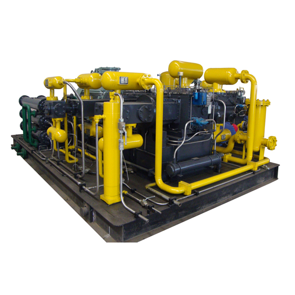 M-Type Natural Gas Compressor